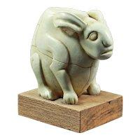 Reproduction figurine culture Azteca - Statue island of sacrifices
