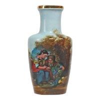 Vintage Spain Vase - Vase of Pottery - Vase for Flowers