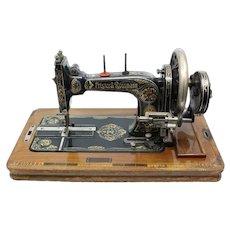 A Frister & Rossmann, Circa. 1910 Sewing Machine