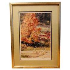 Autumn Colors - Untitled (Richard Earl Thompson)
