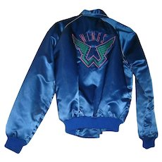 1970's Paul McCartney (Beatles) Wings Embroidered Satin Tour Jacket