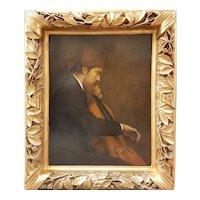 Robert DUPONT - The cello player