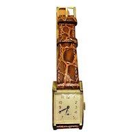 Vintage Art Deco Grant Watch Co 17 jewel manual wind watch