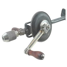 Yankee No. 1555 ratcheting breast drill