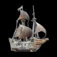 Ship Models  Antique