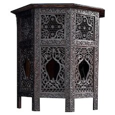 Indian occasional table