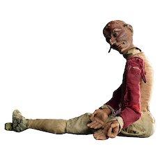 19th Century Marionette Puppet