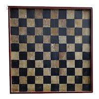 Folkart checker's board
