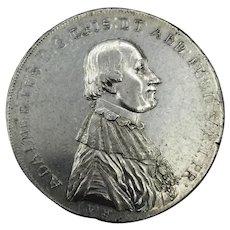 1795 Fulda German States Silver Thaler