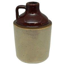 Stoneware Pottery Sample Jug