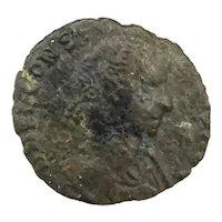 337-350AD Roman Empire Constantine I Bronze AE 4