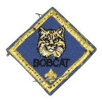 Boy Scouts of America - Cub Scout Bobcat level  - Patch