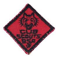 Boy Scouts of America - Cub Scout BSA  - Patch