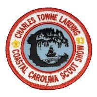 Boy Scouts of America - Coastal Carolina Scout Show - Patch