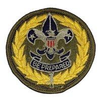 "Boy Scouts of America - ""Be Prepared"" - Patch"