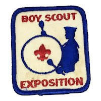 Boy Scouts of America - Exposition - Patch