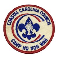 Boy Scouts of America - Coastal Carolina Council - Patch
