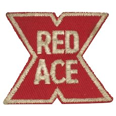 Red Ace - Beets - Patch