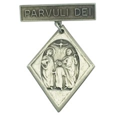 Parvuli Dei Cub Scout Medal