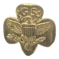 Girl Scouts of America Pin