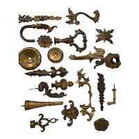 Antique & Vintage Ormolu Furniture hardware