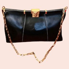 "Barry Kieselstein-Cord RARE ""Women of the World"" Collection Egyptian-Inspired Handbag"