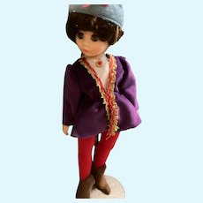 Romeo Madame Alexander doll