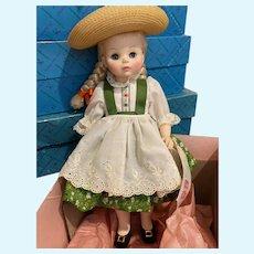 Heidi Madame Alexander doll