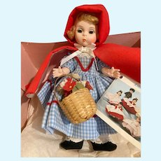 Red Riding Hood Madame Alexander Doll