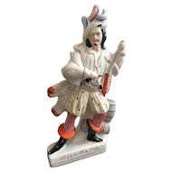 19th Century Staffordshire Figure - WILL WATCH, The Bold Smuggler