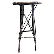 Antique Adirondack Twig Table
