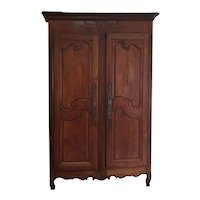 Antique French Louis XV Style Armoire from PRINTEMPS PARIS