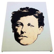Arthur Rimbaud in New York by David Wojnarowicz-NEW-hardback book with photographs/illustrations