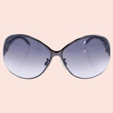 Roberto Cavalli 'Ore' 333S ladies vintage oversized sunglasses (Weight: 248g)