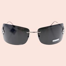 Vintage Missoni MI 60901 ladies sunglasses-BNIB (Weight: 40g)