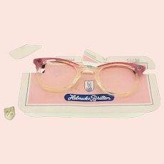 Helmecke Brillen Model 115 Imperialbugel eyeglasses frame