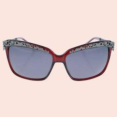 Thierry Mugler TM 10207 C4 ladies vintage sunglasses-BNIB (Weight: 194g)
