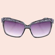 Thierry Mugler TM 10207 C5 ladies vintage sunglasses-BNIB (Weight: 192g)
