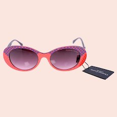 Christian Lacroix CL 5020 234 ladies vintage sunglasses-red frame-Weight: 36g