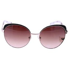 Christian Lacroix CL 9014 001 ladies vintage butterfly style sunglasses-Weight 36g