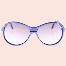 Atelier 3688-9 ladies vintage oversized sunglasses-Weight: 33g