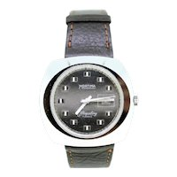Mortima Mayerling 17 jewels mens vintage wristwatch (Weight: 56.1g)