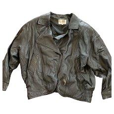 Vintage Leather G-III Jacket