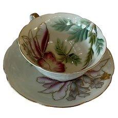 Vintage Ragri Sealy Tea Cup and Saucer