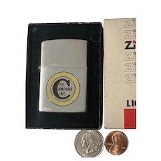 Vintage Metal Lighter, P.C. Campana Inc, Steel Mill , Zippo