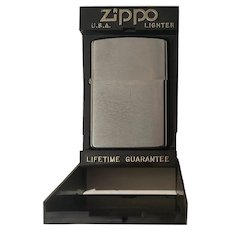 Vintage Metal Lighter, Original, Zippo, Made in USA