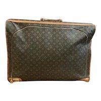 Louis Vuitton Vintage Monogram Canvas Pullman 65 Travel Suitcase