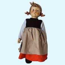 """M.I. Hummel Doll """"Birthday Serenade"""""""