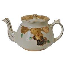 Arthur Wood Teapot Marked #963