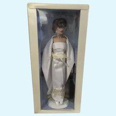 Franklin Mint Heirloom Dolls - Jackie Kennedy - Jackie Doll - in box with COAs
